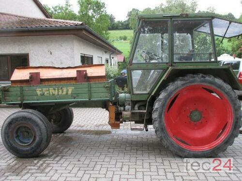 Fendt 275 Gts Mit Pritsche Und Frontlader Prední nakladac Rok výroby 1975