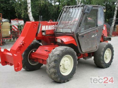Manitou MLT 523
