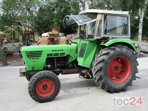 Traktor Deutz-Fahr - 6206 Original Zustand