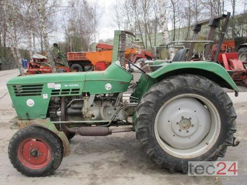 Deutz-Fahr 4006 Mit Verdeck Und Messerbalken Year of Build 1968 Zweifingen