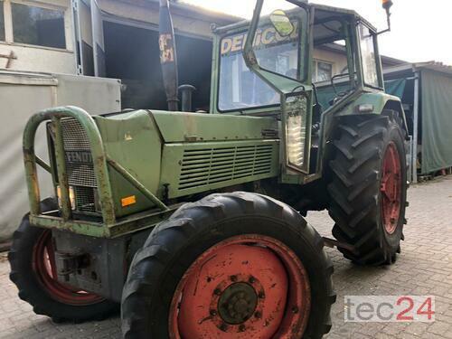Fendt 610 S Mit Allrad Year of Build 1973 Zweifingen