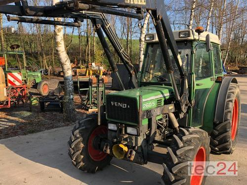 Fendt 260 Sa Mit Fh, Fzw, Frontlader
