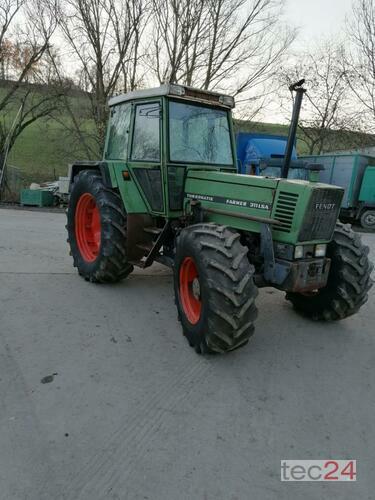 Fendt Farmer 311 LSA Year of Build 1987 4WD