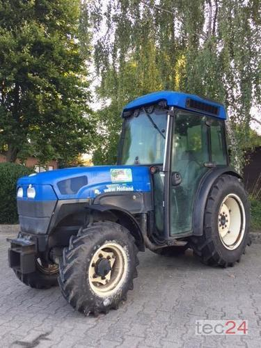 New Holland Tn95 Va  Cla. Årsmodell 2008 Grefrath