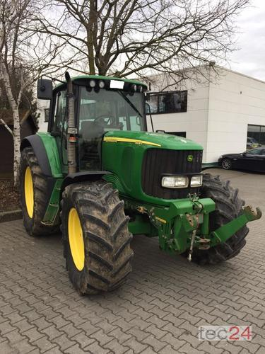 John Deere 6820  Blu. Year of Build 2004 Grefrath