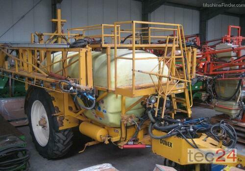 Dubex Mentor 9804   Hel. Año de fabricación 2000 Grefrath