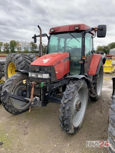 Case IH MX 100 C  Lyn.