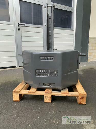 Fendt Gewicht Godina proizvodnje 2019 Alitzheim