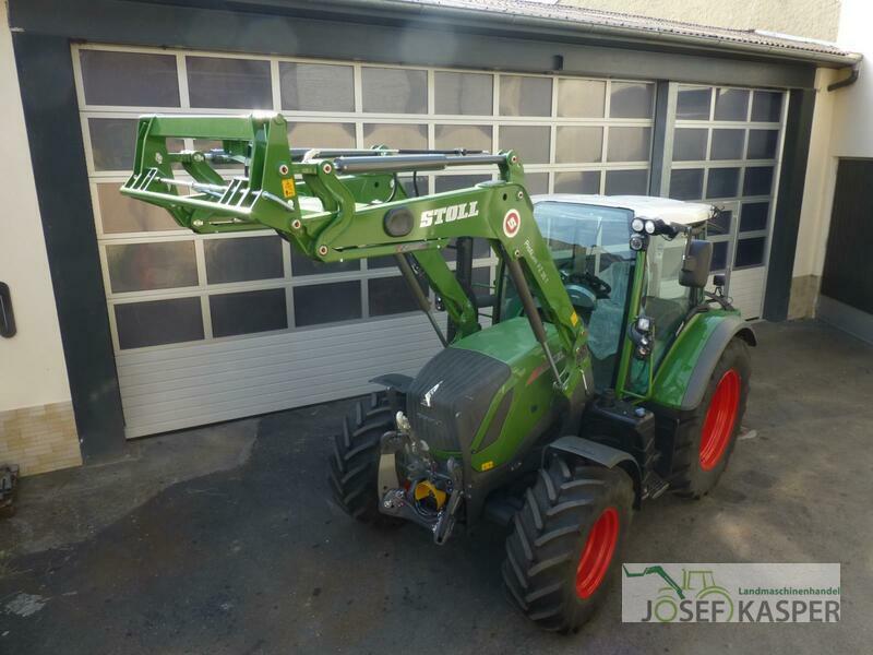 Fendt 313 Vario S4 PROFI | Tractor used - Alitzheim - 111 860 €