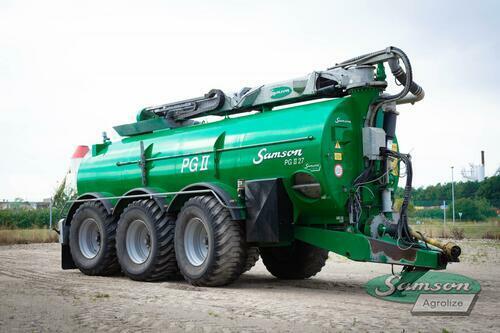 Samson PG II 27 Year of Build 2014 Viborg