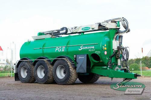 Samson PG II 27 Rok výroby 2014 Viborg