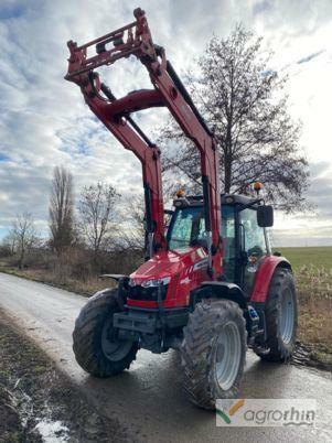 Massey Ferguson 5713 Efficient Dyna 6 Frontlader Baujahr 2016