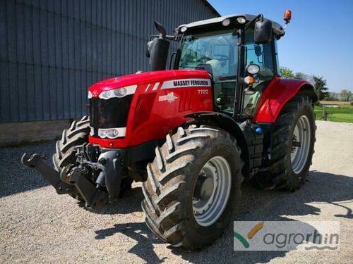 Traktor Massey Ferguson - MF 7720 VT Exclusive