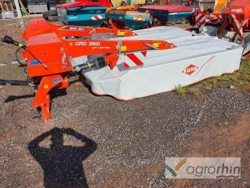 Kuhn GMD 3510 FF Byggeår 2014 Soultz-Sous-Fôrets
