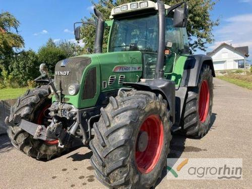 Fendt 714 Vario TMS Year of Build 2008 4WD