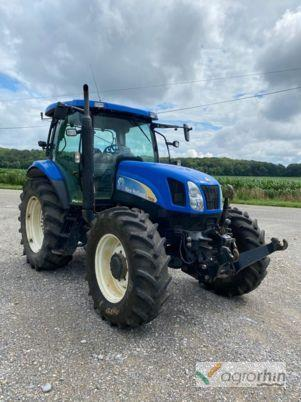 New Holland TS 125 Year of Build 2007 4WD