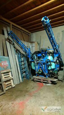 Berthoud Mack 10 Year of Build 1995 Sainte Croix en Plaine