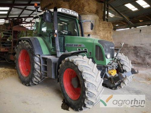 Fendt 818 Vario TMS Year of Build 2005 4WD