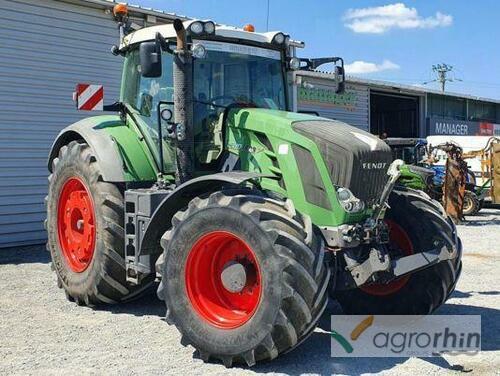 Fendt 828 Vario Profi Plus Årsmodell 2013 4-hjulsdrift