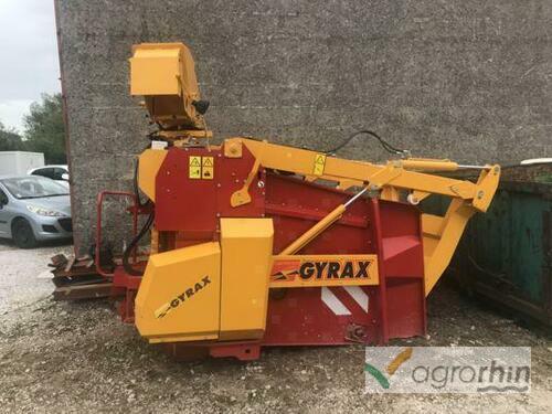 Gyrax 2902 Έτος κατασκευής 2018 Monferran Saves