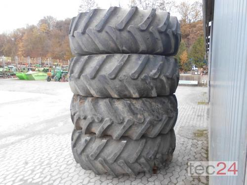 Nokian 650/75-38 Forest King T