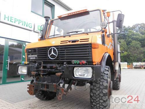 Mercedes-Benz Unimog 1600 Rok výroby 1991 Pohon ctyr kol