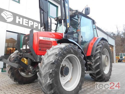 Massey Ferguson 4255 Allrad PowerShuttle