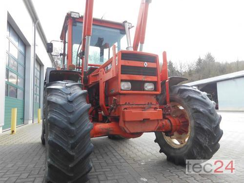 Renault 781-4 Allrad Front Loader Year of Build 1980