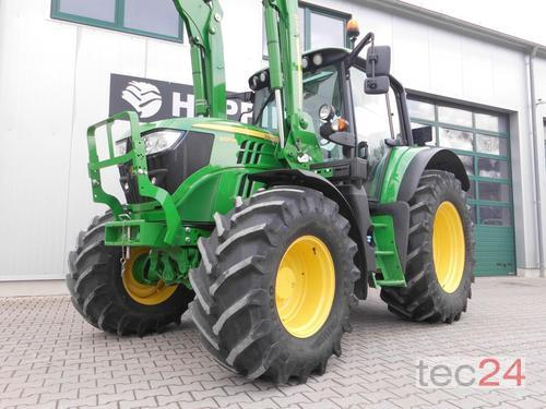 John Deere 6120 M AutoQuad Eco Shift