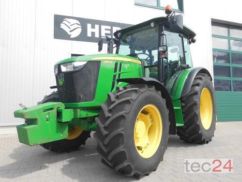 John Deere 5115M Year of Build 2014 4WD