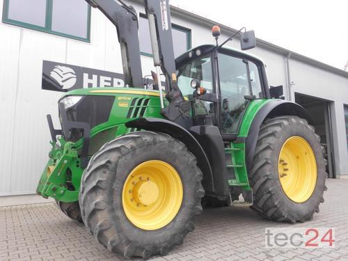John Deere 6170M Front Loader Year of Build 2014