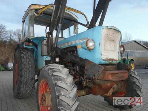 Eicher 3354 Frontlastare 4-hjulsdrift