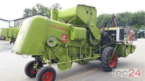 Claas Columbus Byggeår 1969 Balve