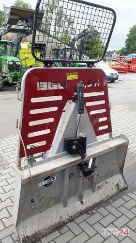 Bgu Forstseilwinde 5,5 t Funkausrüstung