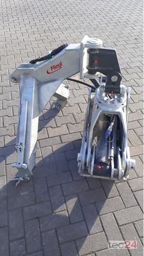 Fliegl Rückezange 165