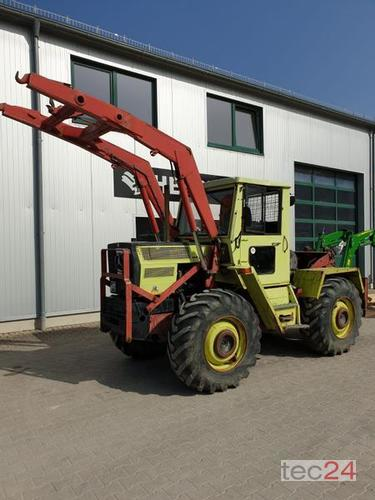 Mercedes-Benz Mb -Trac 900 Turbo Forst Front Loader Year of Build 1982