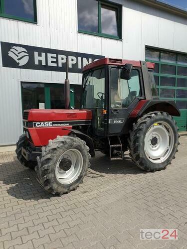 Case IH 844 Xla 40km/H Årsmodell 1991 4-hjulsdrift