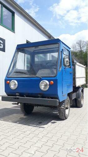 Multicar M24 Årsmodell 1977 Balve