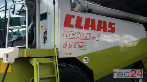 Claas Lexion 405 Год выпуска 1998 Balve