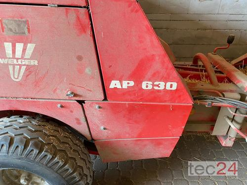 Welger Ap 630 Rok výroby 1989 Balve