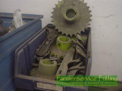 Claas Schneidwerksantrieb Mecator 50
