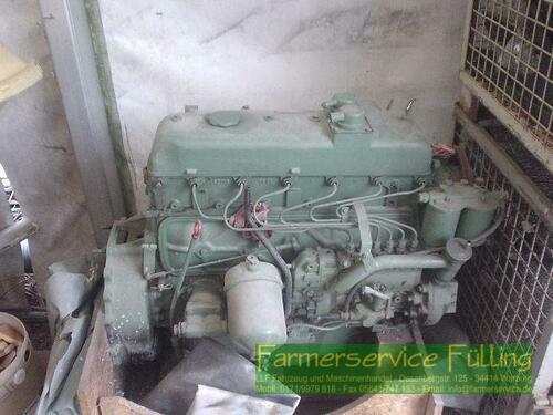 Mercedes-Benz Motor U 406 6 Zylinder Warburg / Daseburg