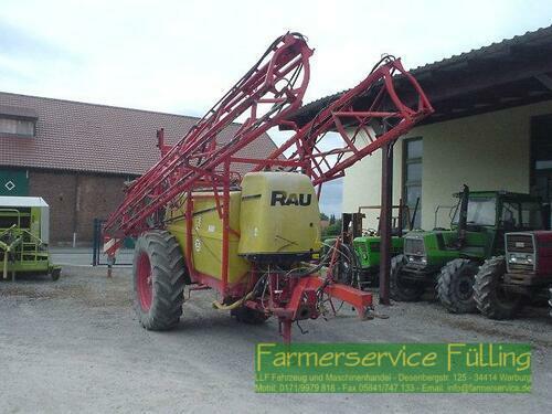 Feldspritze Rau - 3500 L, 27m, 1996, Hang und Seite hydr.