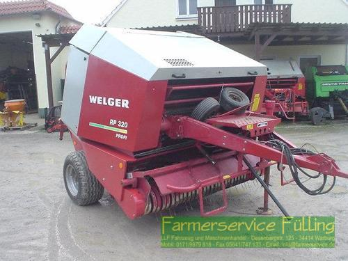Welger Rp 320 Rotorcut Warburg / Daseburg