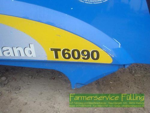 New Holland Motorhaube T6090 Warburg / Daseburg