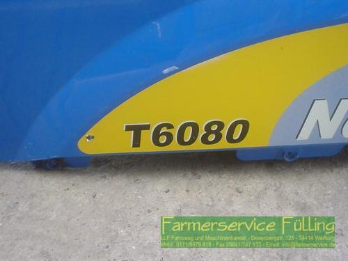 New Holland Motorhaube T6080 Warburg / Daseburg