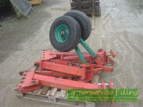 Kverneland Stützräder/Transporträder/Tasträder Warburg / Daseburg