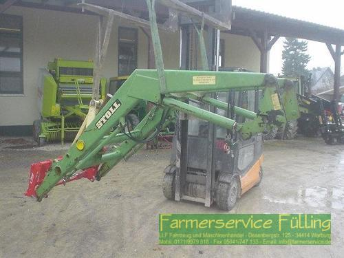 Stoll Stoll Frontlader, Euro Rahmen, Fendt Farbe