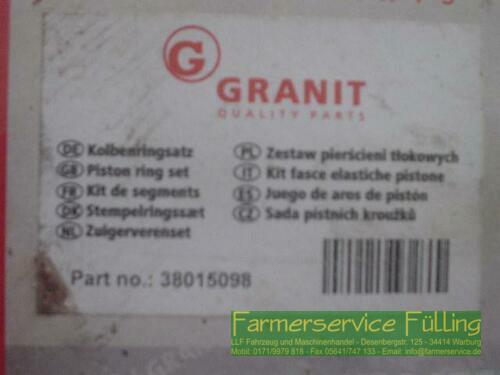 Granit Kolbenringsatz (nur für Gussbuchse)