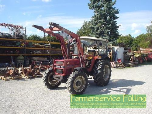 Case IH 733, 70 %, 4x4, FL, Gabel